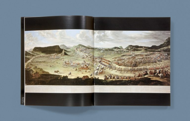 LA BATALLA D'ALMANSA, 1707