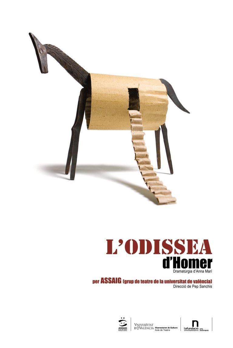 L'ODISSEA D'HOMER